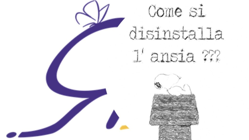 DISINSTALLARE ANSIA